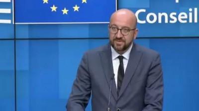 Michel (Ευρωπαϊκό Συμβούλιο): Σε ετοιμότητα η ΕΕ να παράσχει βοήθεια σε Ελλάδα και Τουρκία