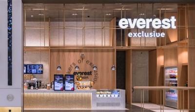 Νέο concept «everest exclusive» στο εμπορικό κέντρο Golden Hall