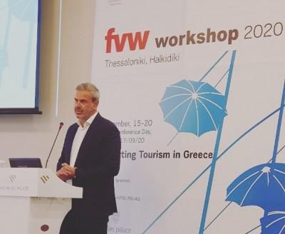 Δ. Φραγκάκης: Ο ελληνικός τουρισμός κέρδισε σε επαγγελματισμό και αξιοπιστία