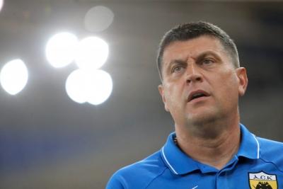 Μιλόγεβιτς σε παίκτες: «Πρέπει να τρώμε σίδερα»