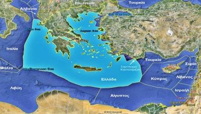 Η ανακήρυξη ΑΟΖ 200 μίλια ή κατά το 50% της απόστασης από τις γειτνιάζουσες χώρες είναι εθνικό καθήκον της Ελλάδος