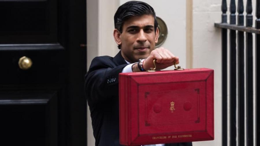Μεγάλη Βρετανία: Τα μέτρα στήριξης αύξησαν στο 25% τη φορολογία για τις επιχειρήσεις