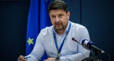 Χαρδαλιάς από Πάτρα: Η κατάσταση είναι σταθερή αλλά χρειάζεται προσοχή - Να συνεχίσουμε να τηρούμε τα μέτρα