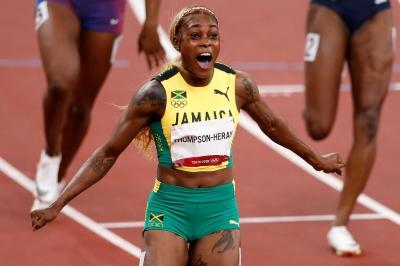 Στίβος: «Χρυσή» με Ολυμπιακό ρεκόρ η Τόμσον! – Τζαμαϊκανή υπόθεση η τριάδα στα 100μ (video)