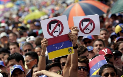 Reuters: Το ΑΕΠ της Βενεζουέλας συρρικνώθηκε κατά 16,6% το 2017