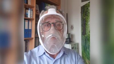 Κορωνοϊός: Σχεδίασαν μικροβιοκτόνο μάσκα για το υγειονομικό προσωπικό στο ΑΠΘ