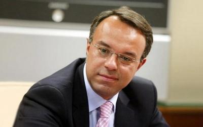 Σταϊκούρας: Μέσα στο 2020 θα ολοκληρωθούν οι διαπραγματεύσεις για τη μείωση του πρωτογενούς πλεονάσματος