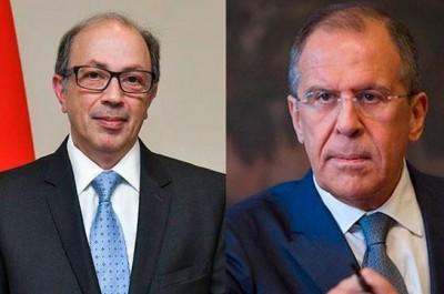 Τηλεφωνική επικοινωνία Lavrov με τον Αρμένιο ΥΠΕΞ για το Nagorno - Karabakh