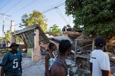 Ασύλληπτη τραγωδία στην Αϊτή – 724 νεκροί και 2.800 τραυματίες από τον σεισμό των 7,2 Ρίχτερ