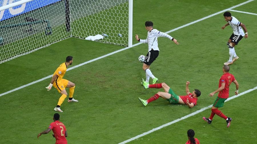 Πορτογαλία - Γερμανία 1-3: Έκρυψαν την μπάλα οι Γερμανοί στο γκολ του Χάβερτς (video)