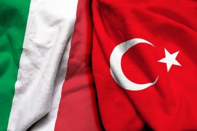 Στην Τουρκία ο Ιταλός υπουργός Άμυνας - Συνάντηση με Akar για Λιβύη