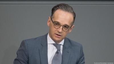 Maas (ΥΠΕΞ Γερμανίας): Πρέπει να επικαιροποιηθεί η Κοινή Δήλωση με την Τουρκία για το Μεταναστευτικό