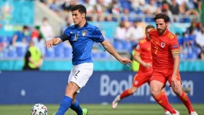 Ιταλία – Ουαλία 1-0: Εξαιρετική κίνηση και προβολή του Πεσίνα (video)