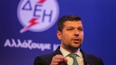 Στάσσης (ΔΕΗ): Η απολιγνιτοποίηση πρέπει να έχει ολοκληρωθεί το 2025 - Άνοιγμα στη Νοτιοανατολική Ευρώπη