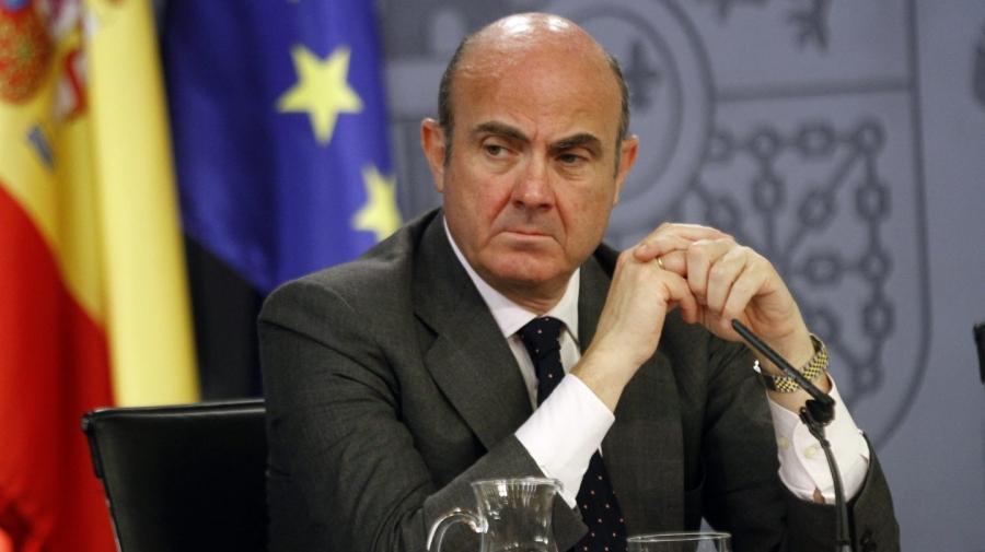 De Guindos (ΕΚΤ): Στο τραπέζι υβριδικό μοντέλο εγγύησης των καταθέσεων στην ΕΕ