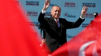 Κρίσιμο τεστ για τον Erdogan οι τοπικές εκλογές της Κυριακής (31/3) - Στις κάλπες 57 εκατ. ψηφοφόροι - Η οικονομία στο επίκεντρο