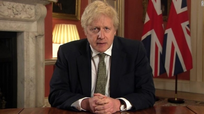 Johnson: Η Βρετανία είναι πλέον έτοιμη για την ασφαλή άρση του lockdown