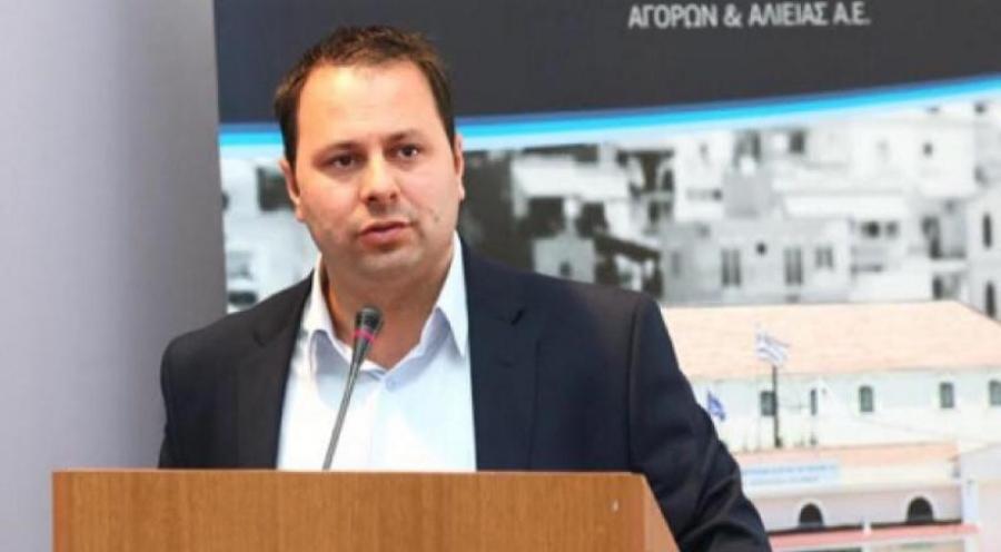 Σταμπουλίδης (ΓΓ Εμπορίου) για Ερμού: Θα είναι καταστροφικό για όλους ένα αυστηρό lockdown
