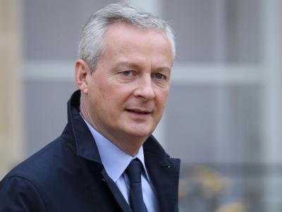Le Maire (ΥΠΟΙΚ Γαλλία): Στόχος ένας ελάχιστος φόρος για τις επιχειρήσεις σε παγκόσμιο επίπεδο