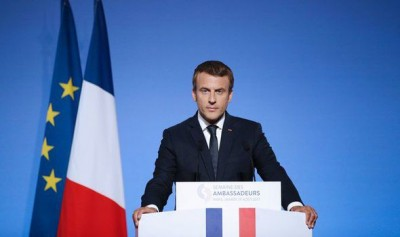 Macron: Δεν θα ανεχθούμε άλλες αποσταθεροποιητικές ενέργειες από την Τουρκία