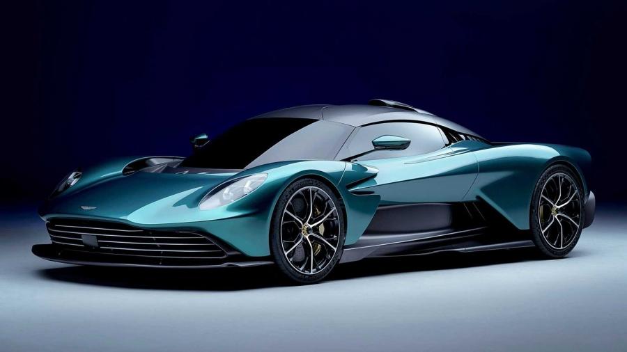 Aston Martin Valhalla: Αγωνιστικό… δρόμου με V8 PHEV και 950 άλογα