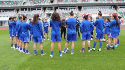 Εθνική γυναικών: Βαριά ήττα με 10-0 από τη Γαλλία
