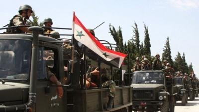 Συρία: Επεκτείνεται ο έλεγχος των κυβερνητικών δυνάμεων στην επαρχία Ιντλίμπ