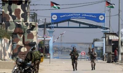 Το Ισραήλ ανοίγει αύριο (27/8) το συνοριακό πέρασμα που το συνδέει με τη Λωρίδα της Γάζας