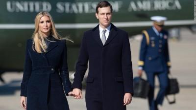 Ivanka Trump - Jared Kushner: Στο «νησί των δισεκατομμυριούχων» μετά την αποχώρηση από τον Λευκό Οίκο