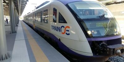 ΤΡΑΙΝΟΣΕ - «Ιανός»: Σταματούν τα σιδηροδρομικά δρομολόγια Αθήνα - Θεσσαλονίκη