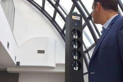 Alumil Smart Gate: Καινοτομία στη θερμομέτρηση από την Alumil