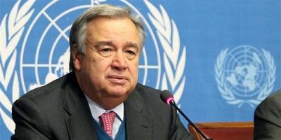 Guterres για Τσερνόμπιλ: Η καταστροφή δεν γνωρίζει σύνορα