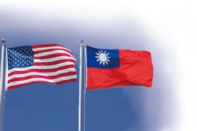 Συνομιλίες των αντιπροσώπων ΗΠΑ - Ταϊβάν για το εμπόριο - Στόχος η ενίσχυση των διμερών σχέσεων