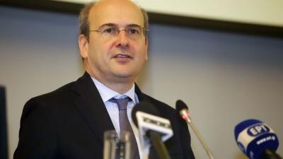 Χατζηδάκης: Διευρύνεται το δίχτυ προστασίας για τους ευάλωτους καταναλωτές ηλεκτρικής ενέργειας
