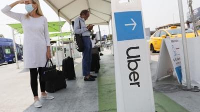 Uber: Ρεκόρ στα έσοδα 52 δισ. και στη ζήτηση για μεταφορικό έργο το Μάρτιο στις ΗΠΑ