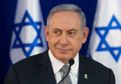 Ισραήλ: Ο πρωθυπουργός Netanyahu χαιρετίζει τη μεταφορά της πρεσβείας των ΗΠΑ στην Ιερουσαλήμ