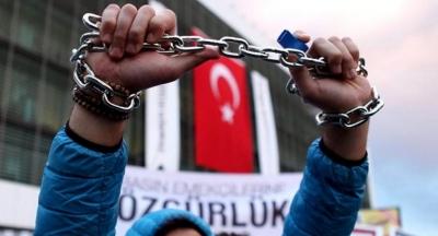 ΕΔΔΑ: Διπλή καταδίκη της Τουρκίας για παραβιάσεις της ελευθερίας της έκφρασης