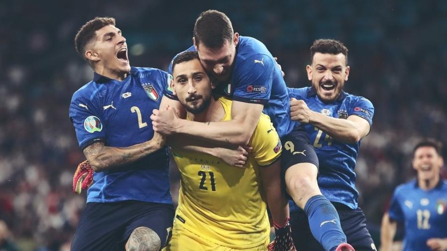 Τζιανλουίτζι Ντοναρούμα: Η Ιταλία βρίσκει τον νέο «Τζίτζι» νωρίτερα από ό,τι περίμενε!
