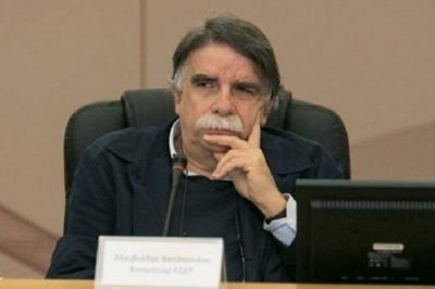 Βατόπουλος: Η μάσκα θα είναι μαζί μας για όλο το 2021
