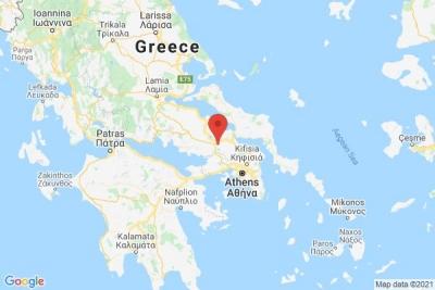 Σεισμός 4 Ρίχτερ στη Θήβα - Αισθητός και στην Αττική