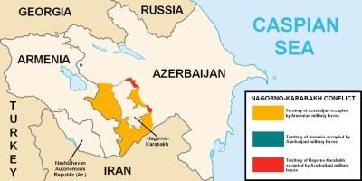 Nagorno Karabakh: Στους 555 οι νεκροί στρατιώτες από τις 27 Σεπτεμβρίου