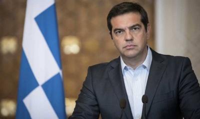 Τσίπρας: Αναγκαία η συγκρότηση ενός μεγάλου ευρωπαϊκού προοδευτικού μετώπου