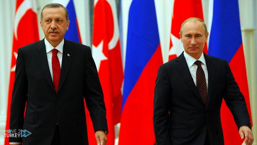 Τι θα συζητήσουν Putin - Erdogan στο Σότσι