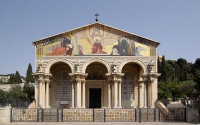 Συνελήφθη άνδρας που επιχείρησε να πυρπολήσει την εκκλησία της Γεθσημανής στην Ιερουσαλήμ