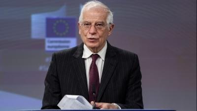 Borrell (ΕΕ): Η συμφωνία για το Μεταναστευτικό θα επηρεάσει τη συζήτηση για τη σχέση ΕΕ – Τουρκίας (25/3)