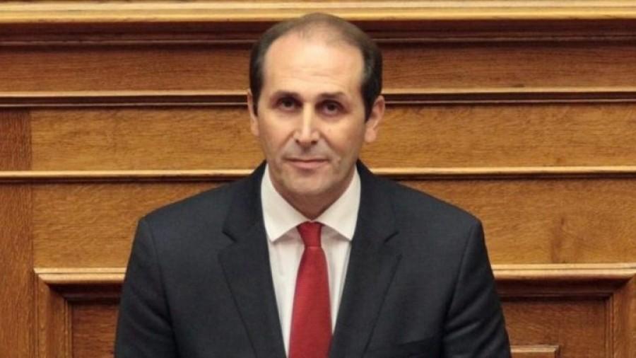 Βεσυρόπουλος: Η πάταξη της λαθρεμπορίας είναι εθνικός στόχος, δεν χωρούν κομματικοί διαγκωνισμοί