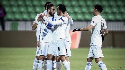 FIFA Ranking: Ανέβηκε τρεις θέσεις στην κατάταξη η Ελλάδα- υποχώρησε η Πορτογαλία!