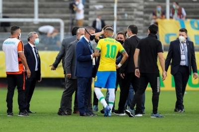 FIFA: Πειθαρχική έρευνα για το Βραζιλία – Αργεντινή