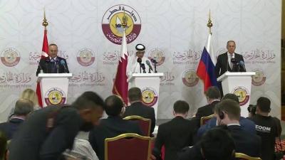 Πίεση για πολιτική λύση στη Συρία από Τουρκία, Ρωσία και Κατάρ