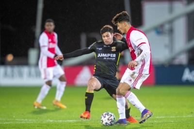 Μπότος στο BN Sports: «Όνειρο που θα αγωνιστώ στην Eredivisie, έτσι έζησα τα τελευταία λεπτά πριν την άνοδο»